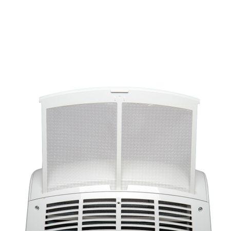 Ar condicionado portátil quente e frio 12.000 btus piu -127V
