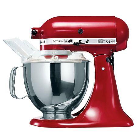 Batedeira stand mixer vermelha Kitchenaid -127V