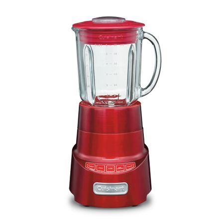 Liquidificador red metalic Cuisinart -127V spb-600mrbr