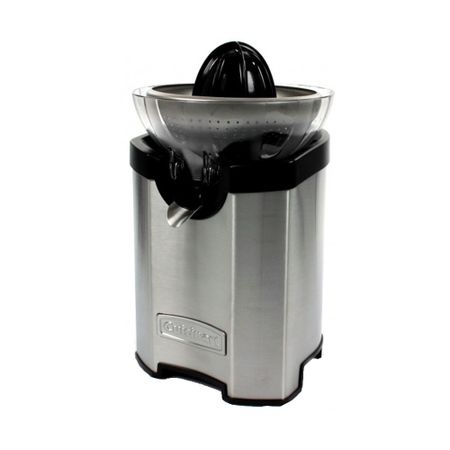 Espremedor de cítricos em aço escovado Cuisinart -127V ccj-210br