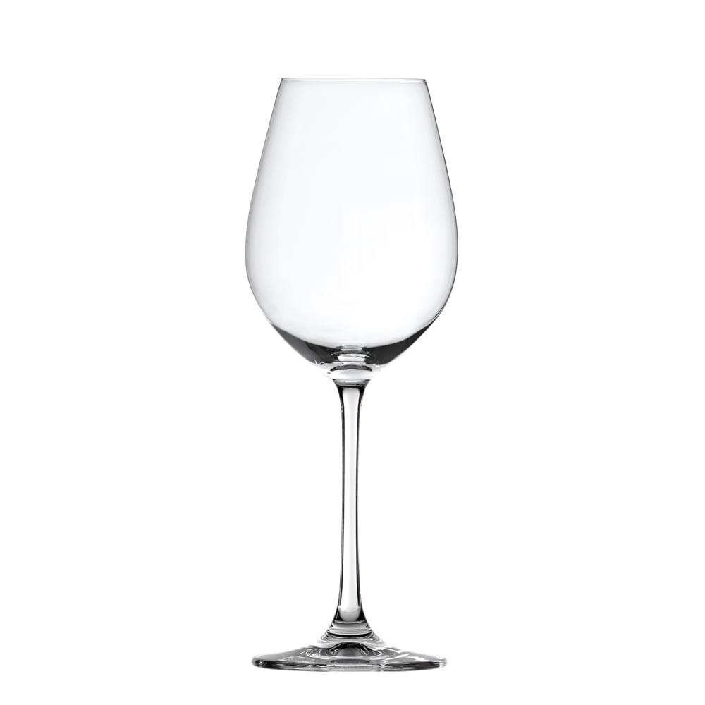 Conjunto de 4 Taças para Vinho Branco em Vidro Cristalino Salute Spiegelau