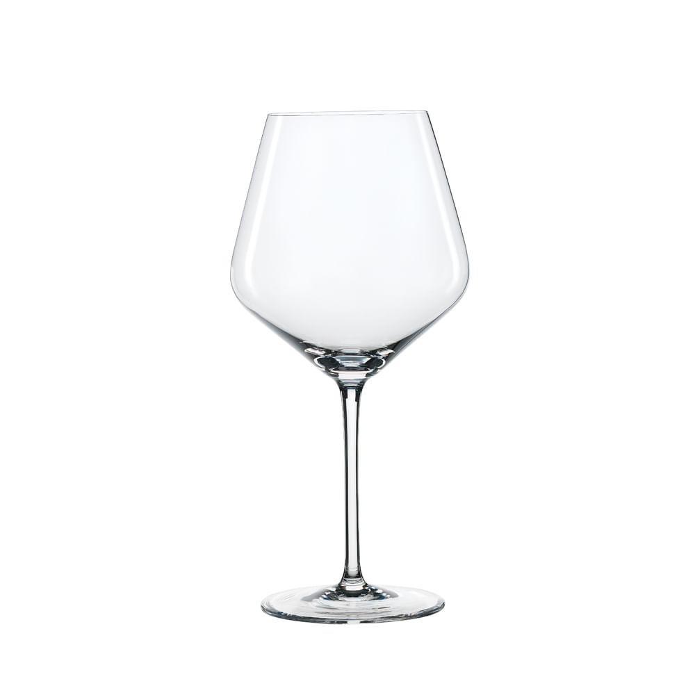 Conjunto de 4 Taças para Vinho Burgundy em Vidro Cristalino Style Spiegelau