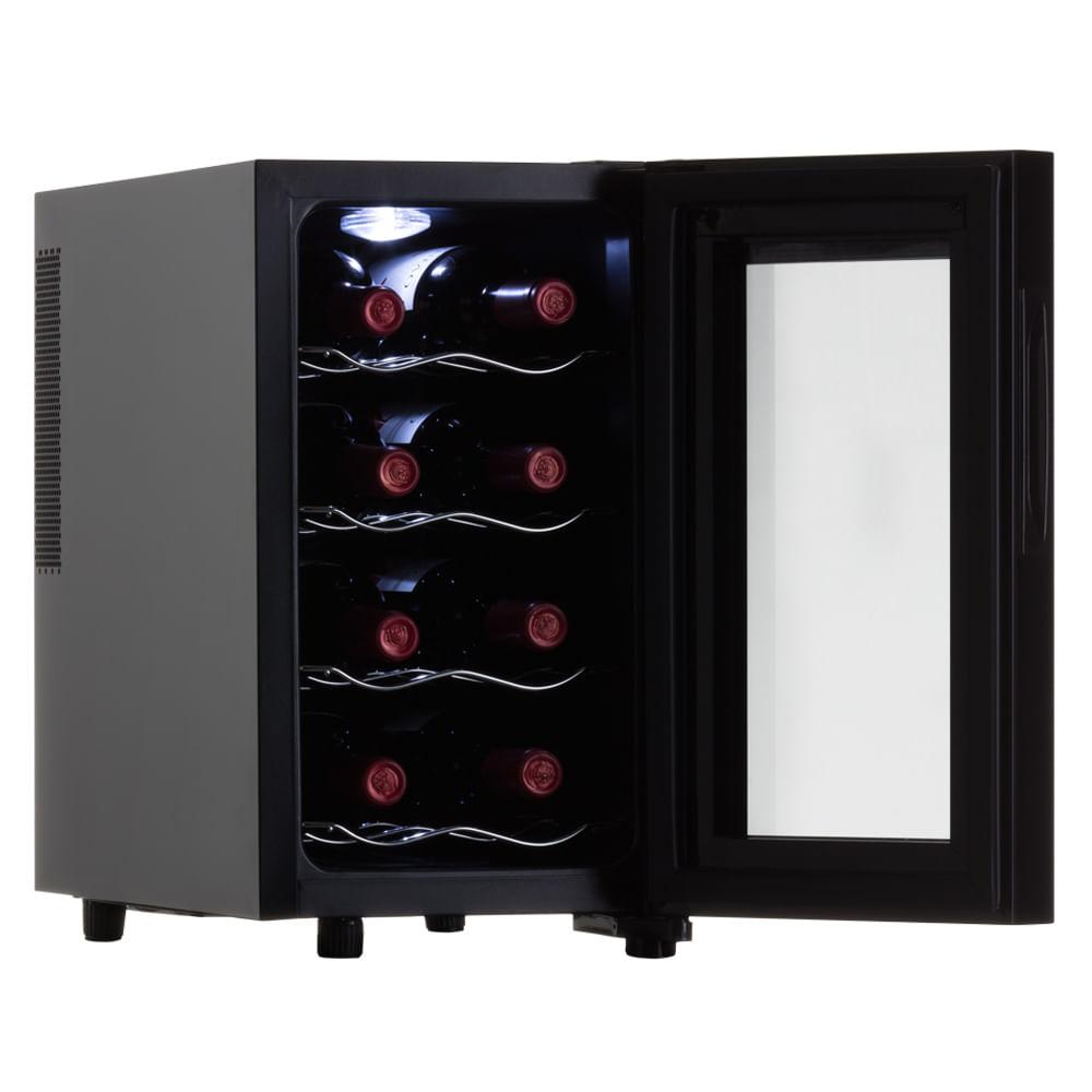 Foto 5 - Adega de vinho 8 garrafas (termoelétrica) Easy Cooler -220V jc-23c1