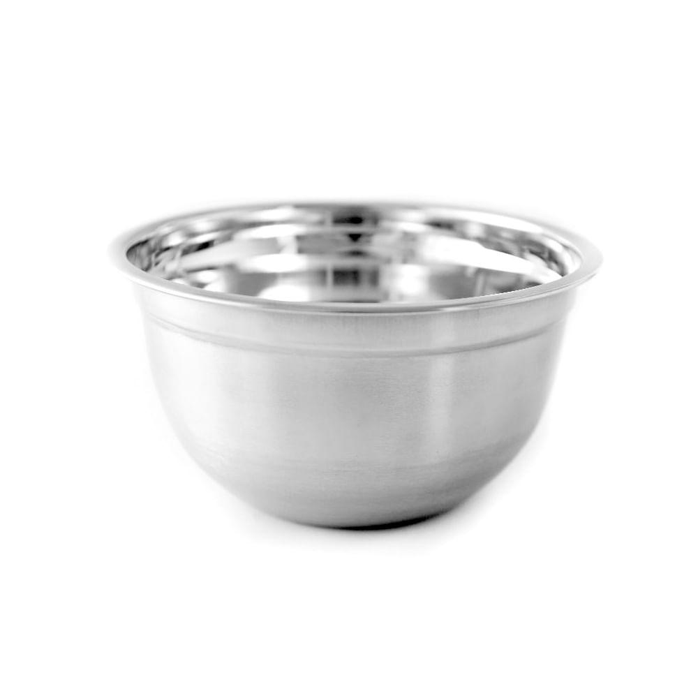 Tigela em Aço Inox 1,8 Litros Mixing Gourmet Mix