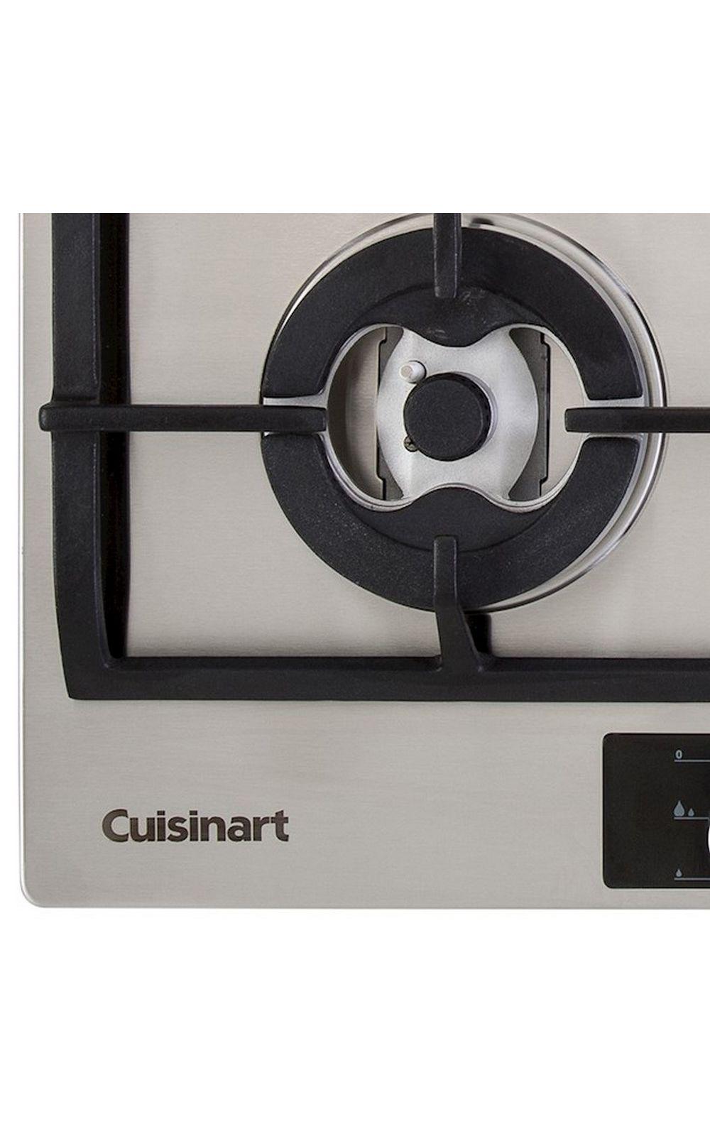 Foto 3 - Cooktop a Gás com 4 Queimadores 60cm P640STX Casual Cooking 220V Cuisinart