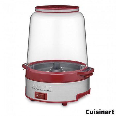 Pipoqueira-eletrica-vermelha-Cuisinart---127V-cpm-700br