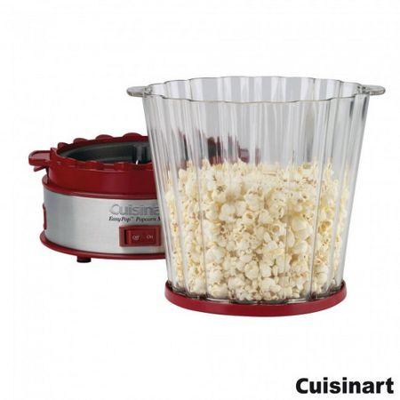Pipoqueira-eletrica-vermelha-Cuisinart--220V-cpm900