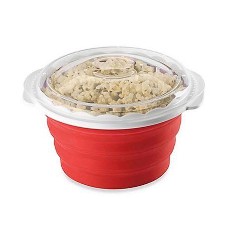 Pipoqueira-retratil-para-microondas-em-silicone-vermelha-Cuisinart