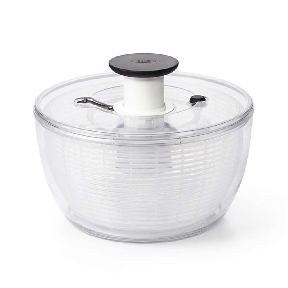 Lava E Seca Saladas Transparente 5 Litros Oxo Spicy