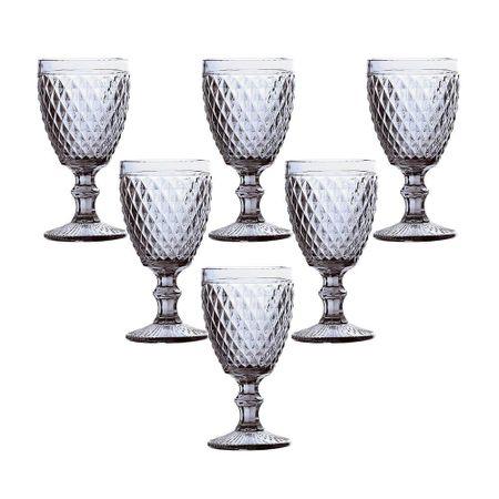 Conjunto-de-6-taca-agua-em-vidro-bico-de-abacaxi-260ml-Lyor