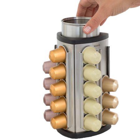 Porta-capsula-Nespresso-em-aco-inox-Brabantia