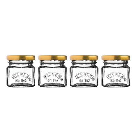 Conjunto-de-4-mini-potes-em-vidro-55ml-Kilner