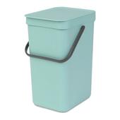 Lixeira-penduravel-em-polipropileno-verde-12-litros-sort---go-Brabantia