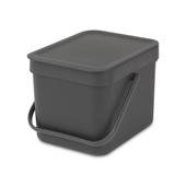 Lixeira-penduravel-em-polipropileno-cinza-6-litros-sort---go-Brabantia