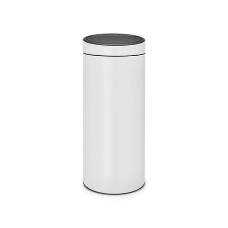 Lixeira-em-aco-inox-new-touch-bin-30-litros-branca-Brabantia