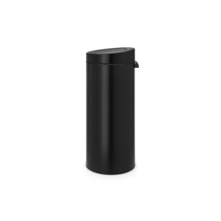 Lixeira-em-aco-inox-touch-bin-30-litros-preta-Brabantia