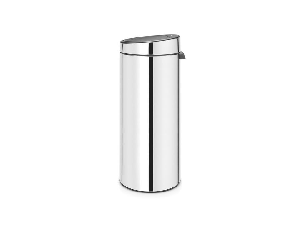 Lixeira em Aço Inox New Touch Bin 30 Litros Brabantia