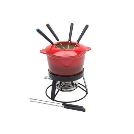 Aparelho-para-fondue-em-ceramica-vermelho---10-pecas-Rojemac