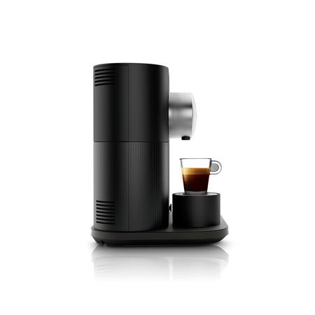 Maquina-de-cafe-Expert-preta-c80-Nespresso--220V