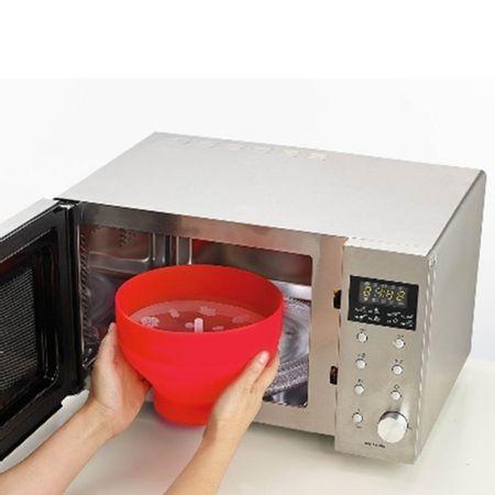 Pipoqueira-para-Microondas-Retratil-Vermelho-Prana