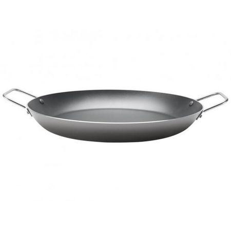 Paellera-34cm-Cinza-Brinox