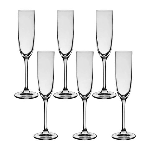 Conjunto-de-6-Tacas-de-Champagne-em-Vidro-160ml-Flamenco-Bohemia