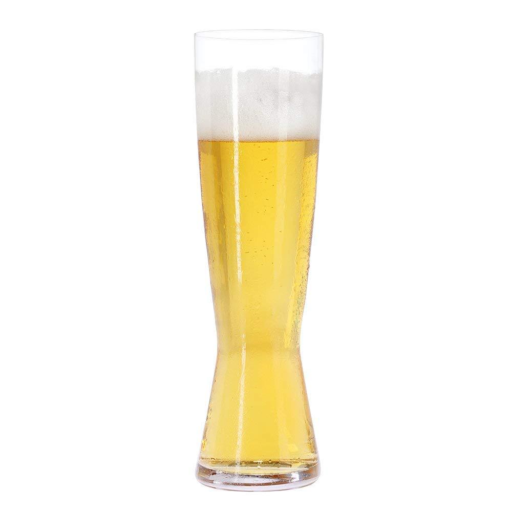 Conjunto de 4 Copos para Cerveja Pilsner em Vidro Beer Classics 425ml Spiegelau