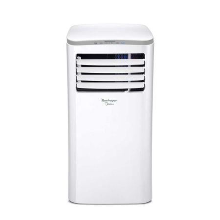 Ar Condicionado Portátil 12.000BTUs 127V Midea Branco