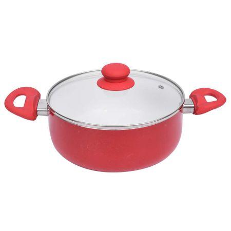 Cacarola-22cm-Cooker-Vermelho