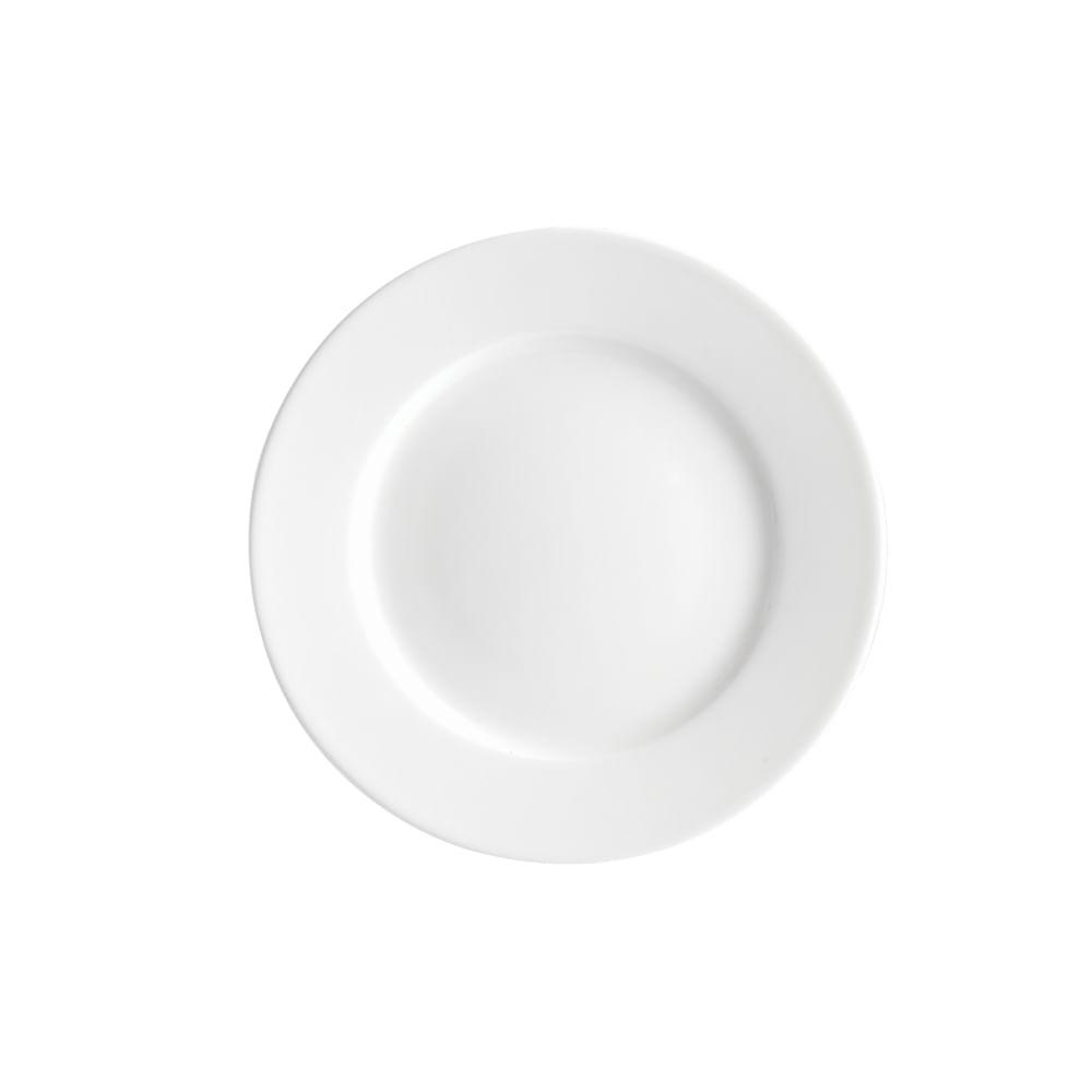 Prato de Sobremesa em Porcelana 21cm Lyon Spicy
