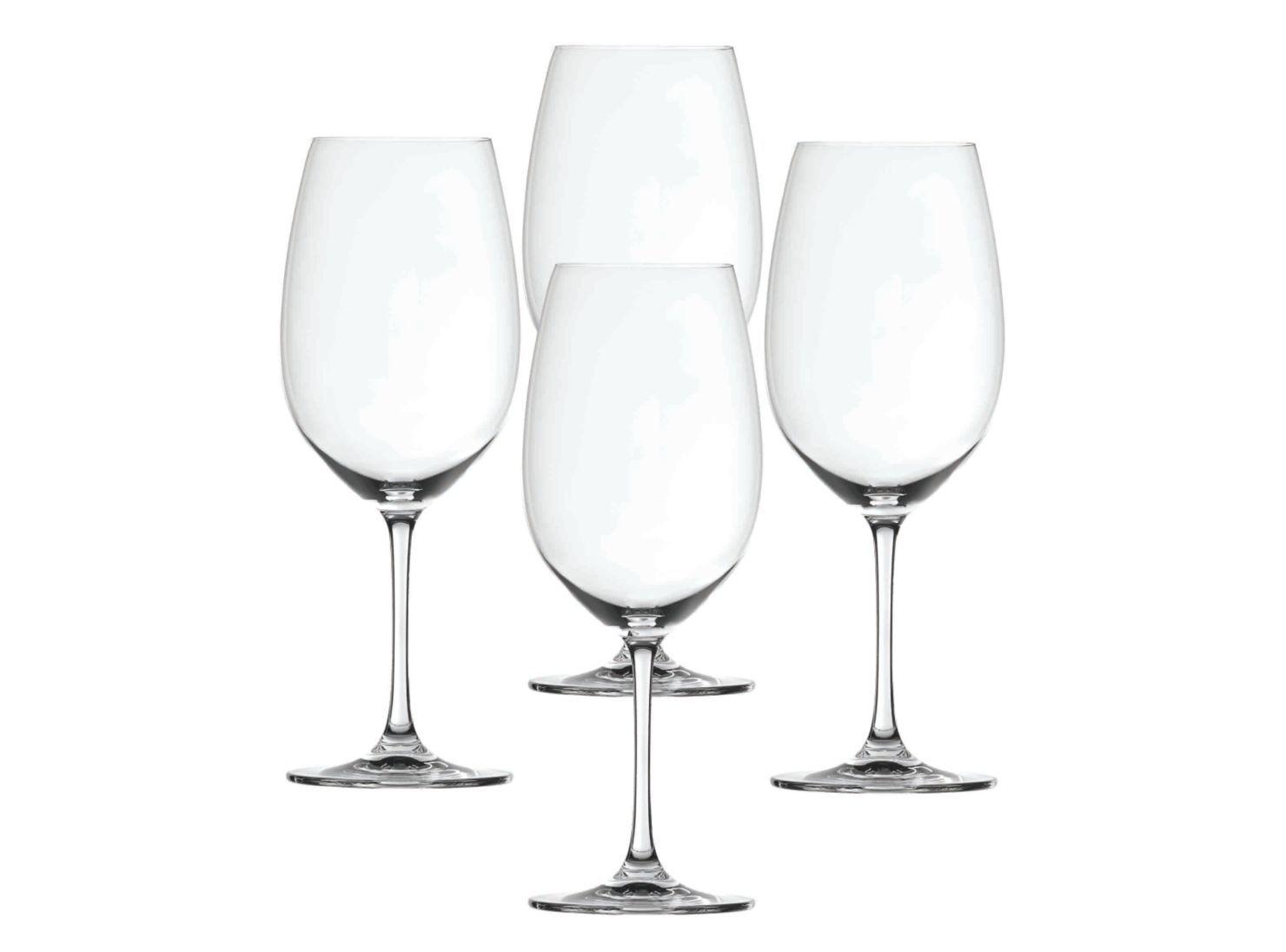Conjunto de 4 Taças Vinho Bordeaux Salute Spiegelau