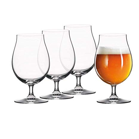 Conjunto de 4 Taças para Cerveja em Vidro Tulipa Beer Classics Spiegelau
