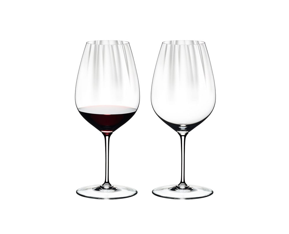 Conjunto de 2 Taças Performance para Vinho Cabernet/Merlot 834ml Riedel