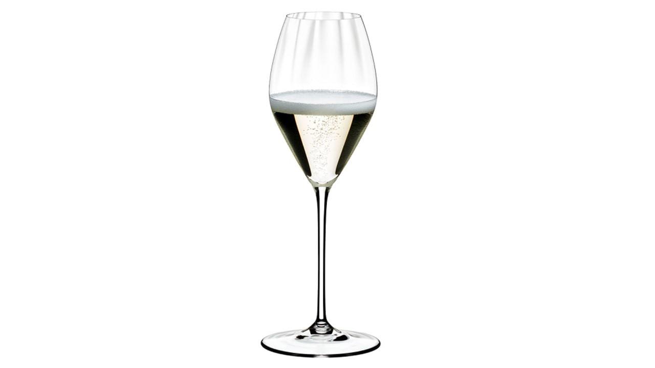 Conjunto com 2 Taças para Champagne Performance 375ml Riedel