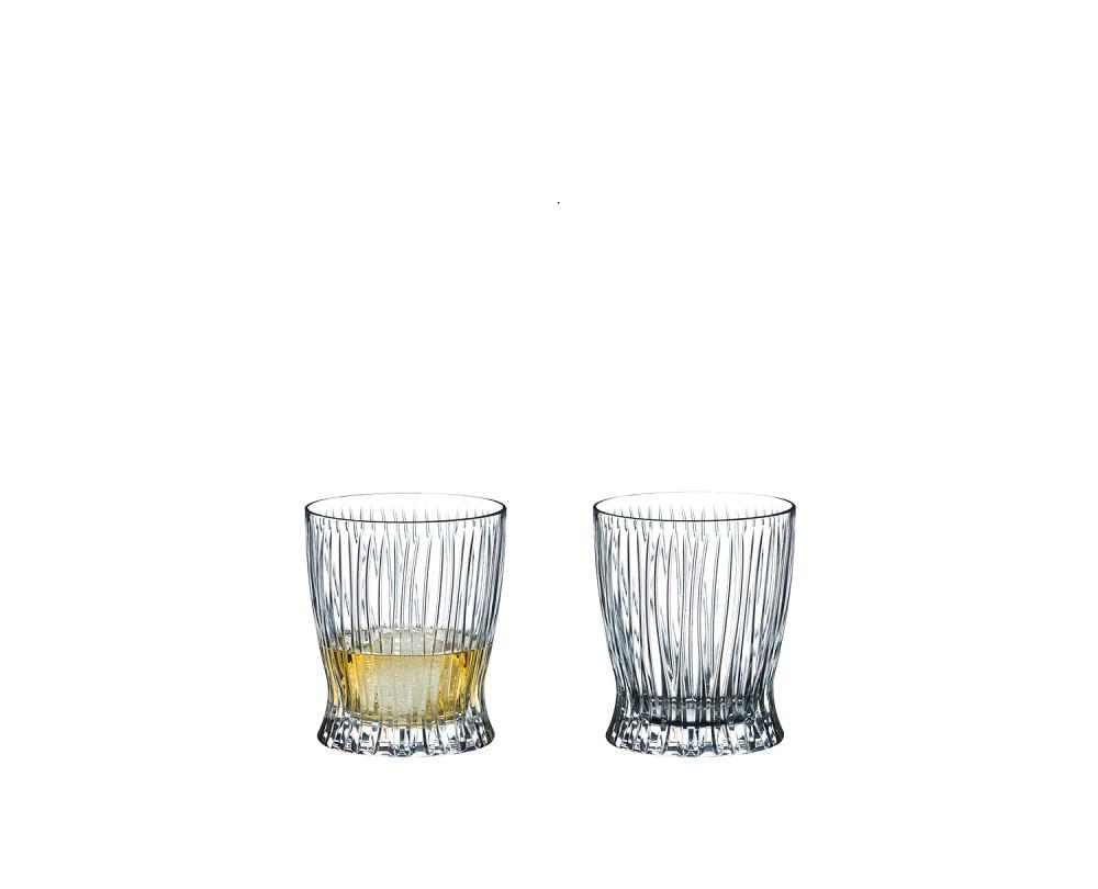 Conjunto de 2 Copos de Whisky Fire 295ml Riedel