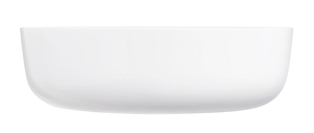 Bowl para Servir Diwali em Vidro 26cm 2,8 Litros Luminarc Branco