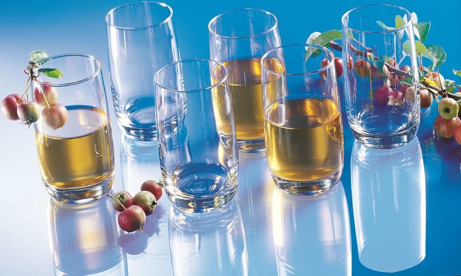 Conjunto de 6 Copos Vigne Long Drink  em Vidro 330ml Luminarc