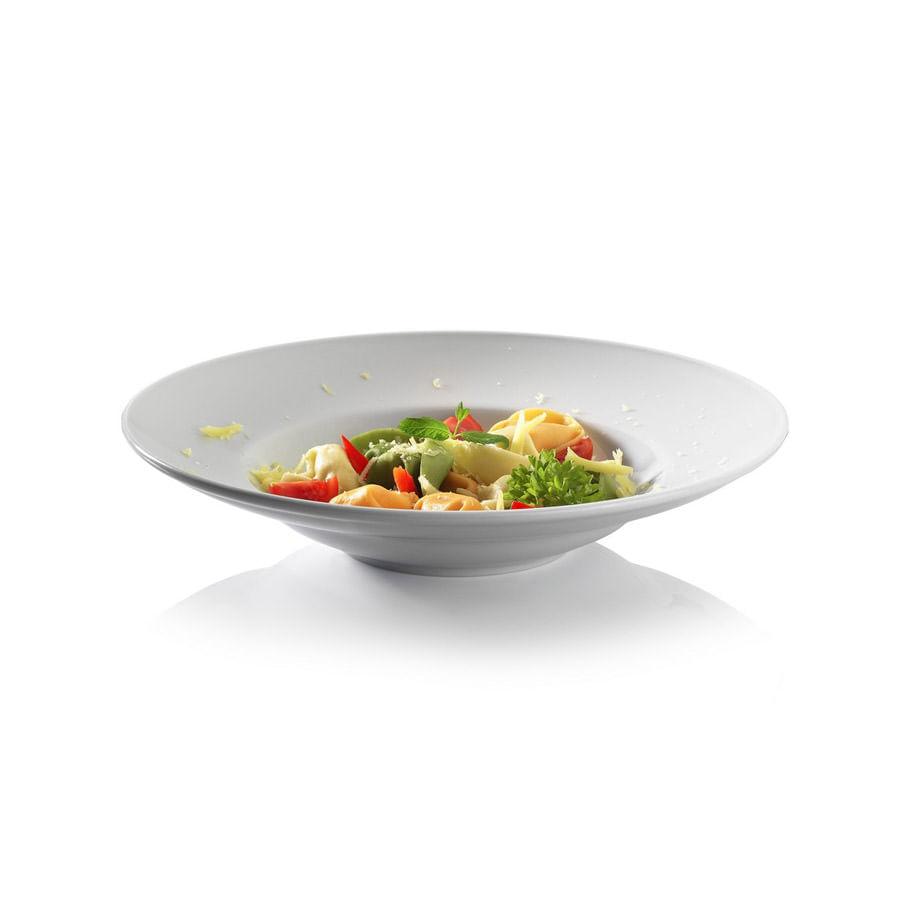Prato para Pasta e Risotto Lyon em Porcelana 27cm Spicy