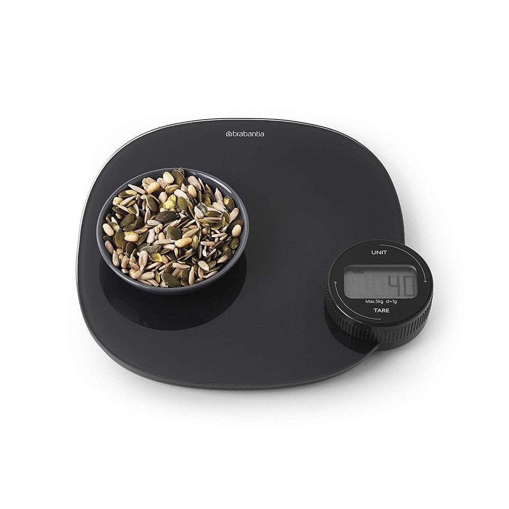 Balança Digital Tasty Plus até 5kg Brabantia