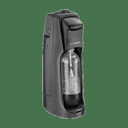 Máquina para Gaseificar Água Jet SodaStream Preta