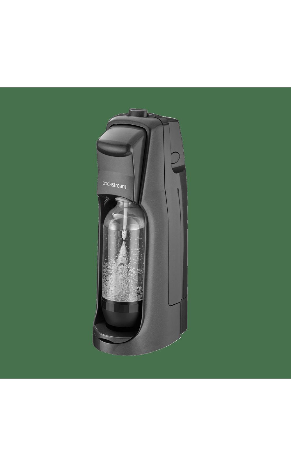 Foto 5 - Máquina para Gaseificar Água Jet SodaStream Preta