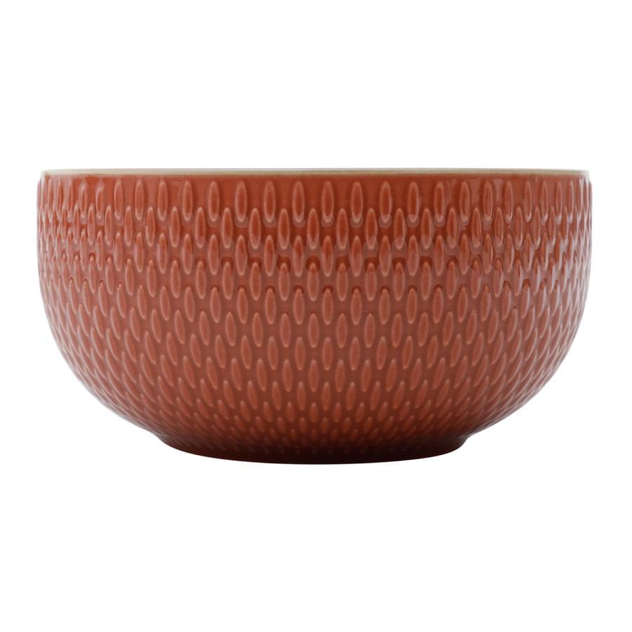 Conjunto com 2 Bowls Snake em Porcelana 145cm Rojemac