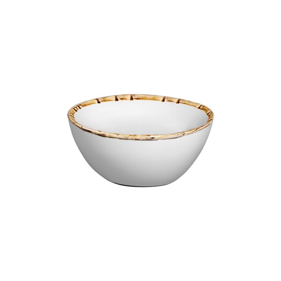 Bowl Bambu em Cerâmica 14cm Scalla