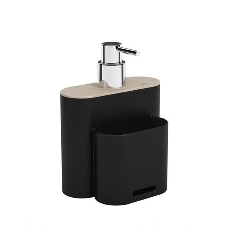 Dispenser Flat 500ml Brinox Preto