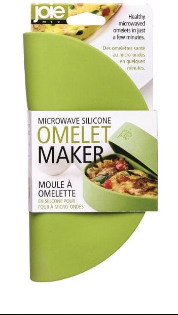 Forma para Omelete em Silicone 19cm Hudson Verde