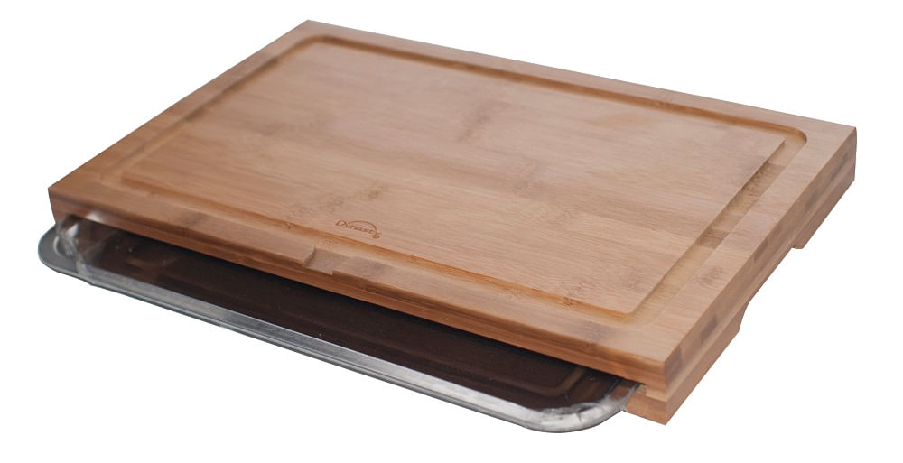 Tábua para Corte em Bambu 47x30cm Full Fit