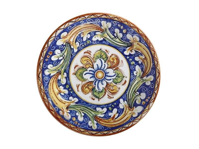 Prato em Cerâmica Salerno Castello 26,5cm Maxwell & Williams