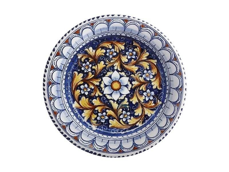 Prato em Cerâmica Salerno Medici 26,5cm Maxwell & Williams
