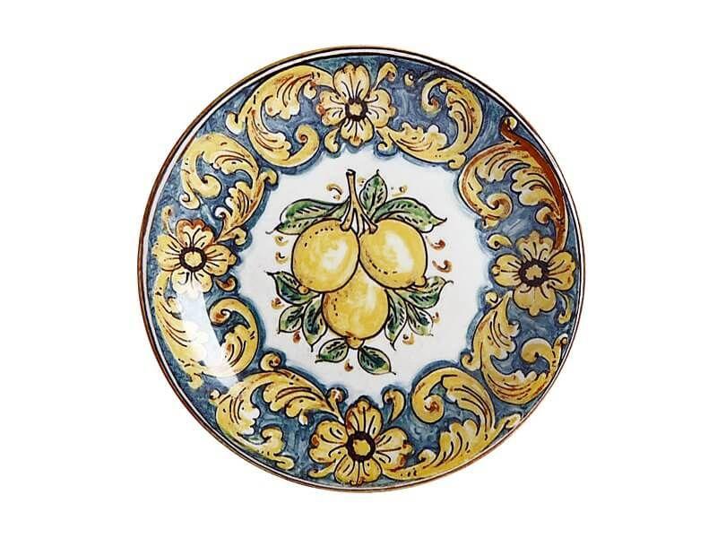 Prato em Cerâmica Salerno Boboli 26,5cm Maxwell & Williams