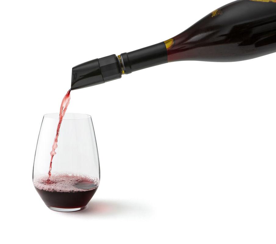 Aerador para Vinho em Plástico Rabbit
